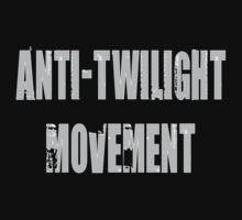 Anti-Twilight Movement by FunShirtShop