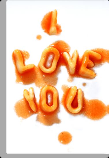 Spaghetti Love by Nicholas Averre