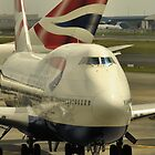 British Airways by craig siepman