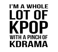 A LOT OF KPOP - WHITE by CynthiaAd