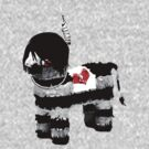 emo pinata : SMALL by asyrum