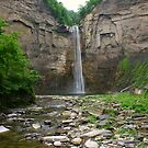 Taughannock Falls, Trumansburg, NY, USA by mklue