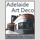 Adelaide Art Deco - Woodville Hotel by David Thompson
