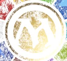 Guild Wheel Sticker