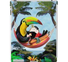 Tico Time - Costa Rica iPad Case/Skin