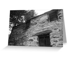 No one home? Greeting Card