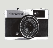 Olympus Trip 35 Classic Camera by Tripman