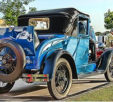 Classic Auto Series # 4 by Dyle Warren