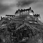 January Castle III by Chris Clark