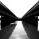 King's Bridge, Canberra by Martin How