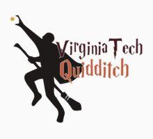 Virginia Tech Quidditch by jaylajones