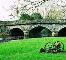 Cooraclare Bridge by Avril Brand