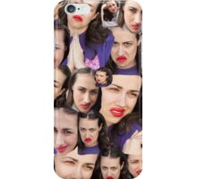 Miranda Sings' Face iPhone Case/Skin