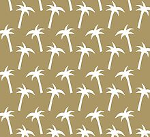 Palm Trees: Khaki by CPDS
