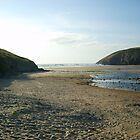 Mawgan Porth by Chris Edwards