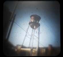 TtV Water Tower by Nicole Gesmondi