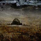 Haystack Grunge by Jenny Ryan