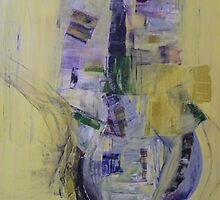 totem instrument by Isabelle Nivet