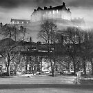 EDINBURGH CITY  by Chris Clark