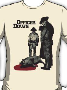 Officer Down T-Shirt