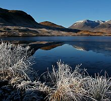 Rannoch Frosts by Alison Scotland