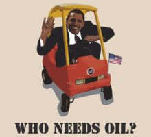 Eco President - Who needs oil? by Matt Simner