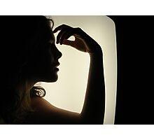 tamara1 Photographic Print