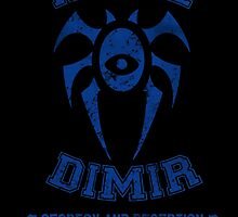 House of Dimir Guild by ohitsmagic