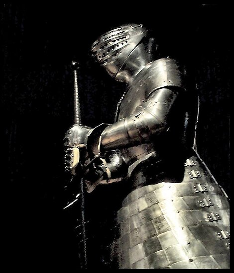 Henry VIII - His Armour by Jazzdenski