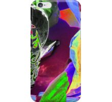 Straight Neon Friction iPhone Case/Skin