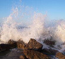 Sea Spray by justbyjulie