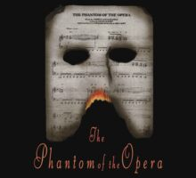 Phantom of the Opera page by dashinvaine