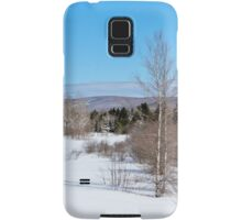 Spring is a Long Way Off Samsung Galaxy Case/Skin
