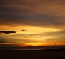 sunset in Broome by KaterinaSam