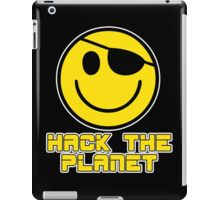 Hack the Planet iPad Case/Skin