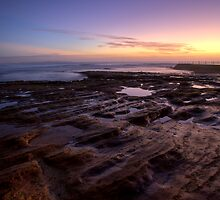 Cronulla Sunrise  by Dave Reid