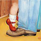 Dancing With Daddy by Sharon Elliott-Thomas