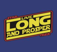 Live Long & Prosper Strikes Back by zenjamin
