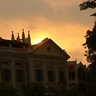 Museum Sunset, Singapore by tmac