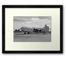 Douglas C-47B Skytrain 43-49713 Framed Print