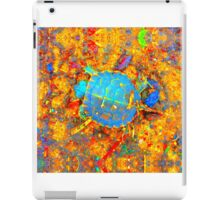 Toddler Turtle iPad Case/Skin