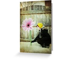 think spring! - part 2 Greeting Card