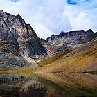 Mt Monolith in the Tombstone Range by Yukondick