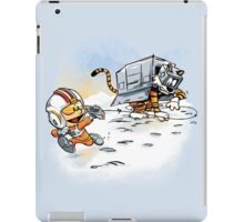 Attack of the Deranged Killer Snow Walkers iPad Case/Skin