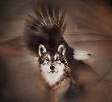 "Eagle wolf eagles wolves ""Eagle wolf"" animals,wildlife,wildlife art,nature by JackieFlaten"