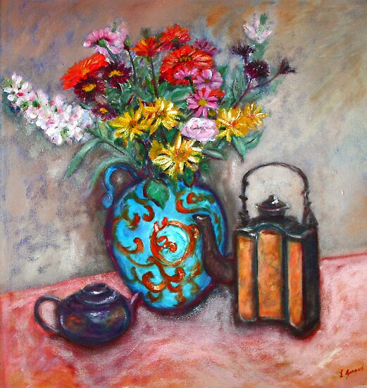 It's a Still... Life. by Lorna Gerard