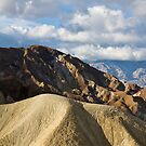 Death Valley Peaks by Nickolay Stanev