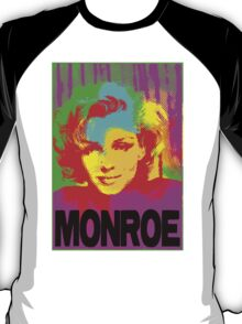 A Minor Monroe Tribute T-Shirt