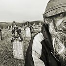 The Cemetary by Zoltan Madacsi