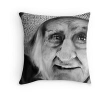 the gypsy Throw Pillow